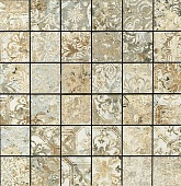 Mosaico Carpet Sand Nat. 30х30 (5х5) (Р)