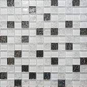 Mosaic Glass White DW7MGW00 Декор 300x300